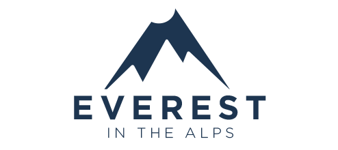 Everest in the Alps logo